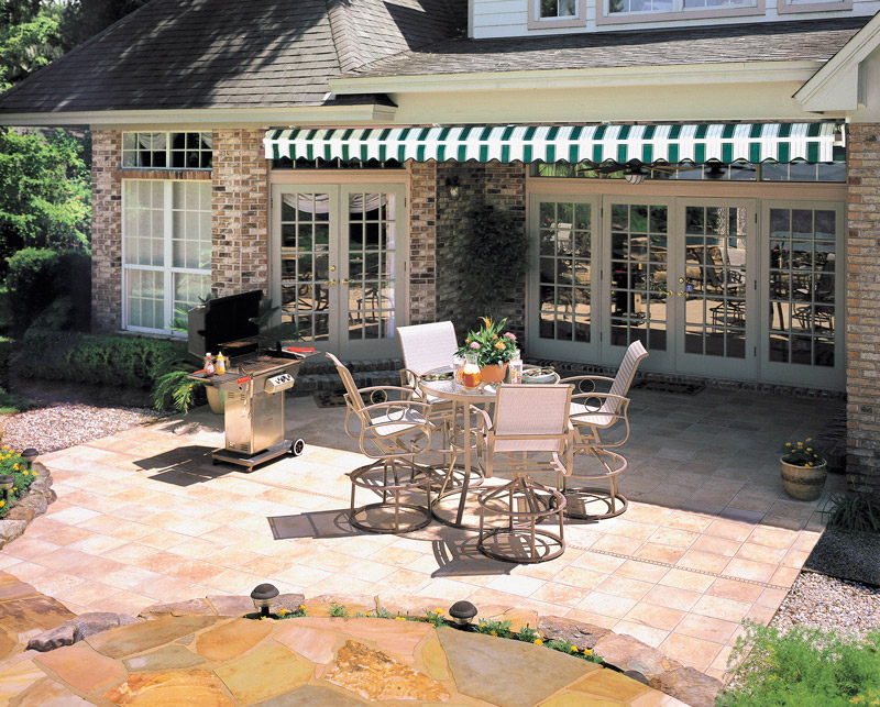 Sunesta Retractable Awnings and Shelters – Midwest Screens