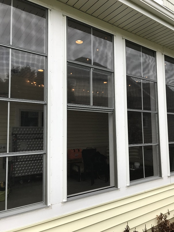 Stileline Window Open Midwest Screens
